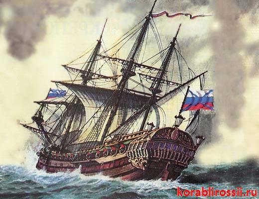 В середине 18 века после